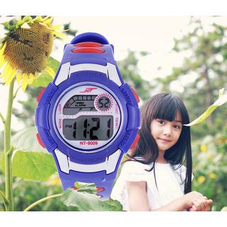 Đồng hồ cho bé có đèn light và hẹn giờ NT6009 - NT6009 thumbnail