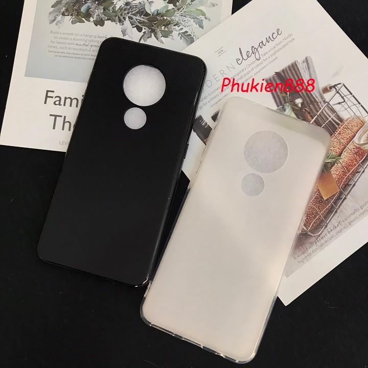 Ốp lưng điện thoại Nokia 7.2 silicon dẻo - OL3890