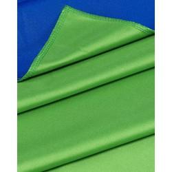 Phông key xanh 2 mặt tiêu chuẩn quốc tế 3x3m - 3x3m