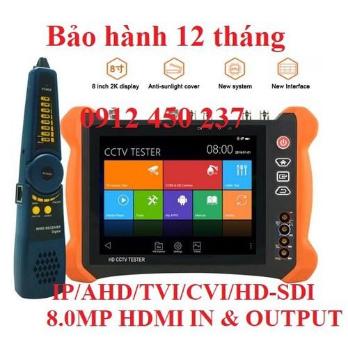 Máy test camera cảm ứng 8″ ip, ahd, tvi, cvi, hd-sdi 8.0mp hdmi in & output có co & cq - hàng cao cấp. bh 12 tháng - 19627815 , 24328839 , 15_24328839 , 12999000 , May-test-camera-cam-ung-8-ip-ahd-tvi-cvi-hd-sdi-8.0mp-hdmi-in-output-co-co-cq-hang-cao-cap.-bh-12-thang-15_24328839 , sendo.vn , Máy test camera cảm ứng 8″ ip, ahd, tvi, cvi, hd-sdi 8.0mp hdmi in & outpu