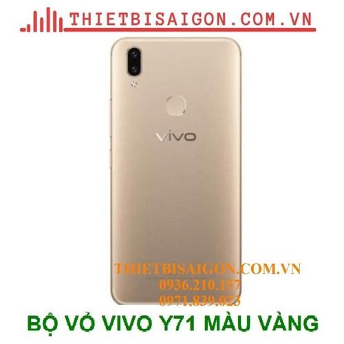 Bộ vỏ vivo y71 màu vàng - 21152083 , 24317496 , 15_24317496 , 165000 , Bo-vo-vivo-y71-mau-vang-15_24317496 , sendo.vn , Bộ vỏ vivo y71 màu vàng