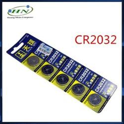 VĨ PIN CMOS CR2032 5 VIÊN