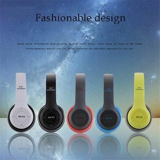 Tai nghe chụp Bluetooth P47 - Tai nghe chụp Bluetooth P47 thumbnail