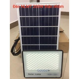 Đèn pha năng lượng mặt trời 200W vỏ nhôm có hiển thị pin kích thước tấm pin 36 54 - 200Wnhom thumbnail