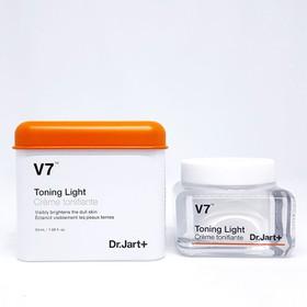 Kem Dưỡng Trắng Da Và Tái Tạo V7 Toning Light - V7 Toning Light