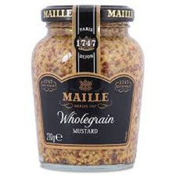 Mù tạt Old Style Maille lọ 210g
