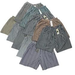 Bộ 10 quần đùi nam mặc nhà siêu thoáng mát