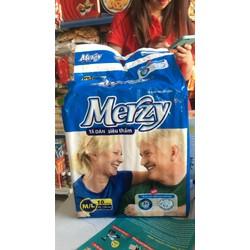 Bỉm người già Merzy tã siêu thấm