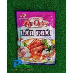 Gia vị Lẩu Thái Ajiquick chua cay - Gói 50g