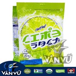 Kẹo Chanh Muối Thái Lan Hart Beat Túi 120gr Bổ Sung Năng Lượng, Vitamin C