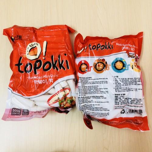 Bánh gạo xào cay tokbokki hàn quốc 1kg - 21179677 , 24355839 , 15_24355839 , 70000 , Banh-gao-xao-cay-tokbokki-han-quoc-1kg-15_24355839 , sendo.vn , Bánh gạo xào cay tokbokki hàn quốc 1kg