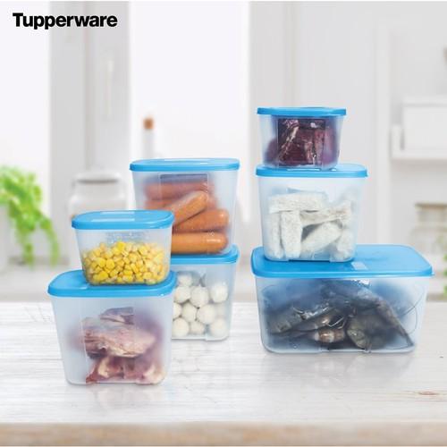 Bộ 7 hộp trữ đông tupperware - 21176098 , 24350653 , 15_24350653 , 1420000 , Bo-7-hop-tru-dong-tupperware-15_24350653 , sendo.vn , Bộ 7 hộp trữ đông tupperware