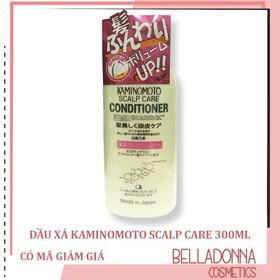Dầu Xả Kích Thích Mọc Tóc Kaminomoto Scalp Care Conditioner 300ml - xa-kami