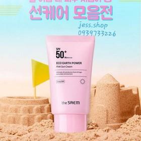 Kem chống nắng Hàn Quốc - Kem chống nắng dưỡng trắng da - KCN THE SAME