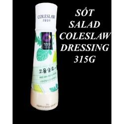 Sốt Salad Coleslaw Dressing Chai 315G