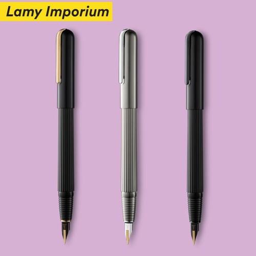 B&J bút máy lamy imporium dành cho doanh nhân khẳng định đẳng cấp cá nhân. qùa tặng ý nghĩa dành cho người thân , bạn bè - 21174512 , 24348580 , 15_24348580 , 15980000 , BJ-but-may-lamy-imporium-danh-cho-doanh-nhan-khang-dinh-dang-cap-ca-nhan.-qua-tang-y-nghia-danh-cho-nguoi-than-ban-be-15_24348580 , sendo.vn , B&J bút máy lamy imporium dành cho doanh nhân khẳng định đẳn