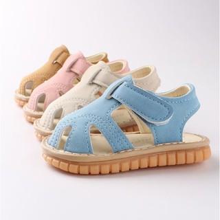 Giày tập đi có đế chống trượt cho bé trai và gái