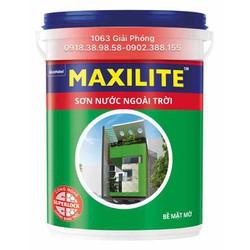 28C- 5 LÍT - Sơn nước Ngoại thất Maxilite
