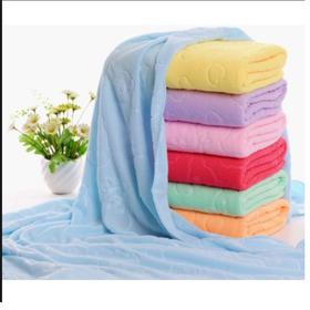 Combo 10 bộ khăn tắm xuất Nhật khổ lớn 70cm x 140Cm - TK-C10KT