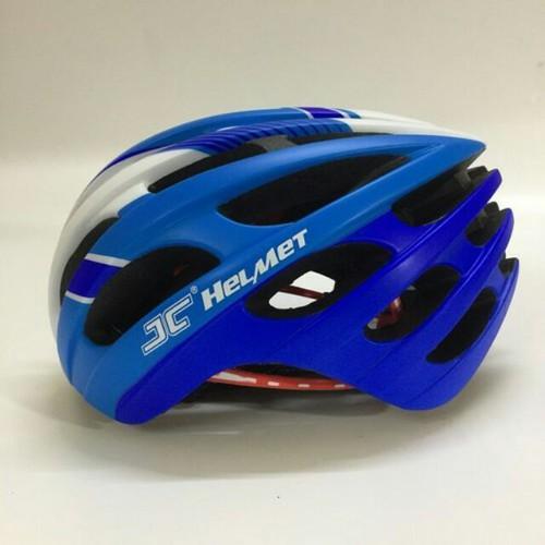 Mũ xe đạp thể thao có kính âm bên trong jc25