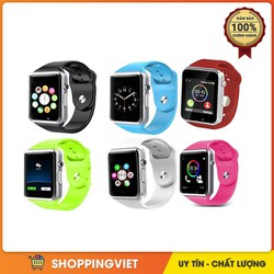 Đồng hồ thông minh Smart Watch A1 - Nghe, gọi, đếm bước chân