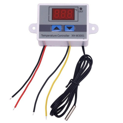 Công tắc cảm biến nhiệt độ xh-w3001-220v