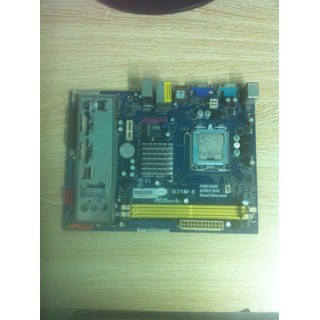 Main Asrock G31 socket 775 - Bo mạch chủ Asrock G31 ram 2 - 544 thumbnail