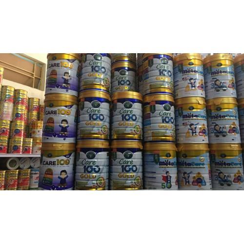 Sữa care 100 gold- care 100 cộng loại 900g