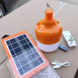 Đèn LED 50W đèn bulb tích điện năng lượng mặt trời 50w JD-X50