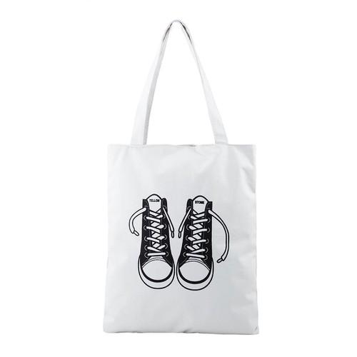 Túi vải đeo vai tote bag đôi giày xinhstore - 21186160 , 24365128 , 15_24365128 , 29000 , Tui-vai-deo-vai-tote-bag-doi-giay-xinhstore-15_24365128 , sendo.vn , Túi vải đeo vai tote bag đôi giày xinhstore