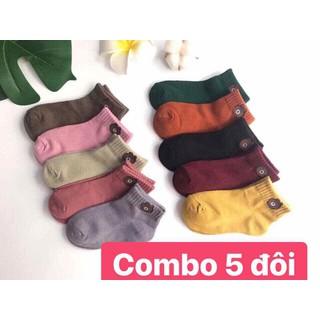 TẤT CHO BÉ chất liệu cotton sợi cao cấp ôm chân và thoải mái cho bé vận động - tất cho bé thumbnail