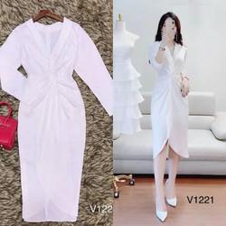 Váy thiết kế cao cấp v1221