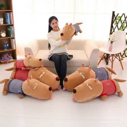 Gấu bông gối ôm chú chó puco hàng cao cấp nhiều kích thước - 19384239 , 24373969 , 15_24373969 , 150000 , Gau-bong-goi-om-chu-cho-puco-hang-cao-cap-nhieu-kich-thuoc-15_24373969 , sendo.vn , Gấu bông gối ôm chú chó puco hàng cao cấp nhiều kích thước