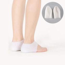 Vớ tất silicon đệm gót chân tăng chiều cao 3cm - Phụ kiện tăng chiều cao, bảo vệ gót chân cung cấp bởi Winwinshop88
