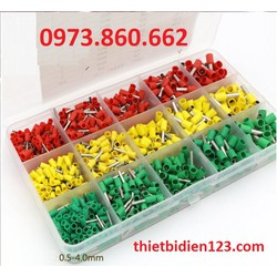 bộ cos kim cos pin 5 loại 990 chiếc