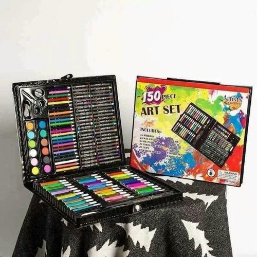 Hộp bút màu 150 chi tiết - 21191408 , 24372324 , 15_24372324 , 150000 , Hop-but-mau-150-chi-tiet-15_24372324 , sendo.vn , Hộp bút màu 150 chi tiết