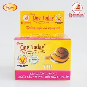 ONE TODAY - KEM DƯỠNG TRẮNG DA - NGỪA TÀN NHANG ĐỒI MỒI CAO CẤP 15gam giá bb199k - one199-5