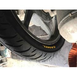 Vỏ lốp xe Air blade bánh sau  90-90-14 Camel thái