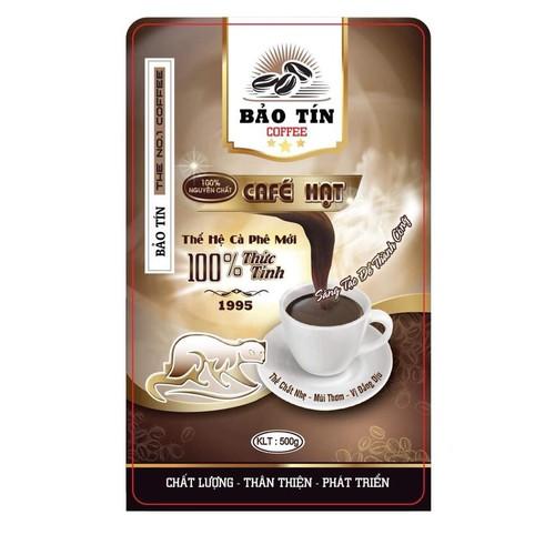 Cà phê chồn nâu bảo tín gói 500g - 19384227 , 24373956 , 15_24373956 , 110000 , Ca-phe-chon-nau-bao-tin-goi-500g-15_24373956 , sendo.vn , Cà phê chồn nâu bảo tín gói 500g