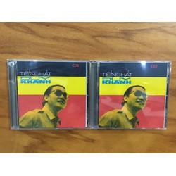 2 Đĩa CD Tiếng hát Duy Khánh Nhạc 1975