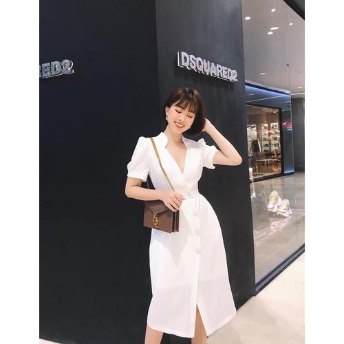 Đầm nữ dạo phố voan lụa - 21194006 , 24375962 , 15_24375962 , 115000 , Dam-nu-dao-pho-voan-lua-15_24375962 , sendo.vn , Đầm nữ dạo phố voan lụa