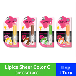 LipIce Sheer Color Q - Son dưỡng LipIce Sheer Color Q