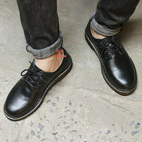 Giày da boot nam, sd01
