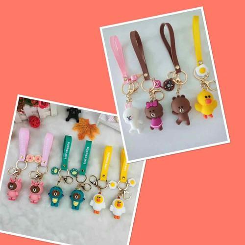 Móc khoá gấu thỏ vịt cute - 21197891 , 24381465 , 15_24381465 , 40000 , Moc-khoa-gau-tho-vit-cute-15_24381465 , sendo.vn , Móc khoá gấu thỏ vịt cute