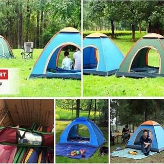 Lều Du Lịch Gấp Gọn Phù Hợp Với 2,3 Người - GD0575 thumbnail