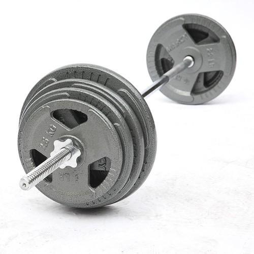 Combo bộ đòn tạ 1,5m đặc mạ inox kèm 30kg tạ gang - 21206236 , 24394914 , 15_24394914 , 1300000 , Combo-bo-don-ta-15m-dac-ma-inox-kem-30kg-ta-gang-15_24394914 , sendo.vn , Combo bộ đòn tạ 1,5m đặc mạ inox kèm 30kg tạ gang