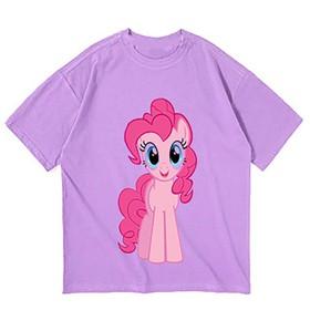 [Được Xem Hàng] Áo Thun bé gái in hình Twilight Sparkle PBGM46 vải polly cotton dày mịn sản phẩm của gian hàng Pumbaa - Bé Gái 46