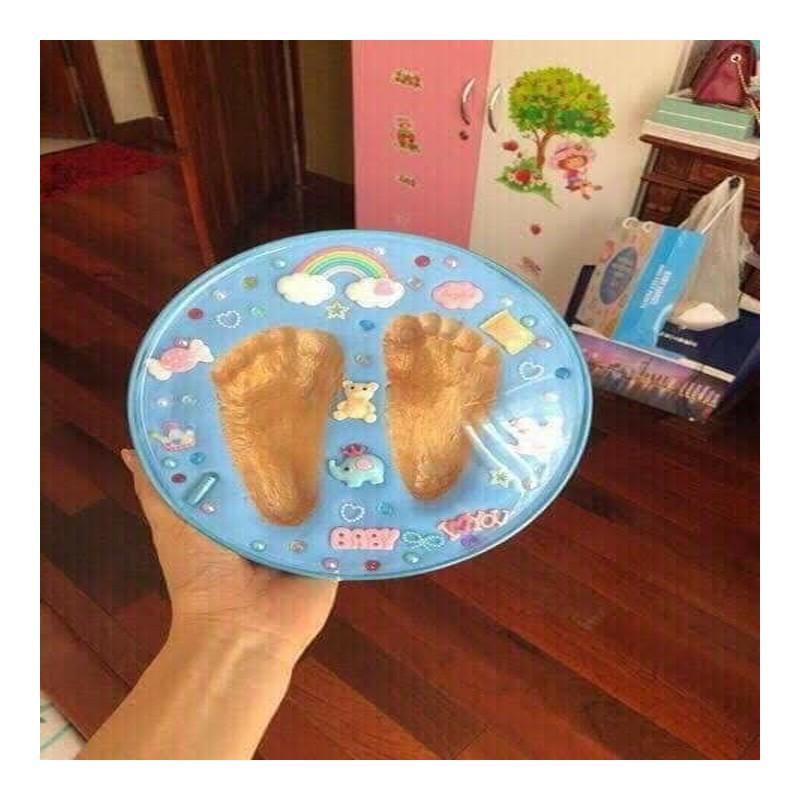 in dấu chân tay cho bé – ĐC016