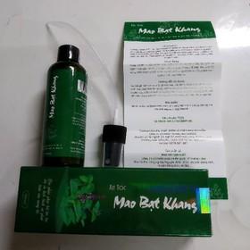 Tinh dầu HACO: Xịt tóc Mao Bạt Khang - 1XTMBK