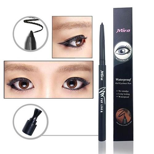 [Chính hãng] chì gel kẻ mí mắt mira dramatic gel pen eyeliner - 19628363 , 24406861 , 15_24406861 , 74000 , Chinh-hang-chi-gel-ke-mi-mat-mira-dramatic-gel-pen-eyeliner-15_24406861 , sendo.vn , [Chính hãng] chì gel kẻ mí mắt mira dramatic gel pen eyeliner